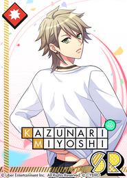 Kazunari SR The Sick Slick Wolf