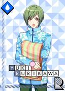 Yuki Rurikawa R Still Getting Ready unbloomed