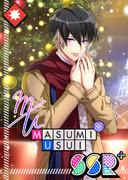 Masumi Usui SSR Joy to the World bloomed