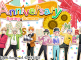 1st Anniversary: Spring & Summer Tryouts