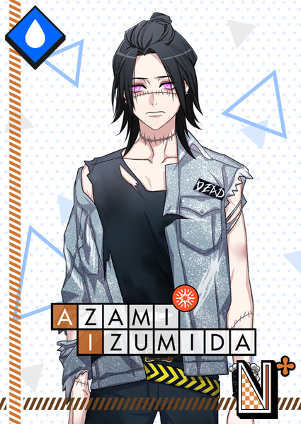 Azami Izumida N DEAD-UNDEAD bloomed.png