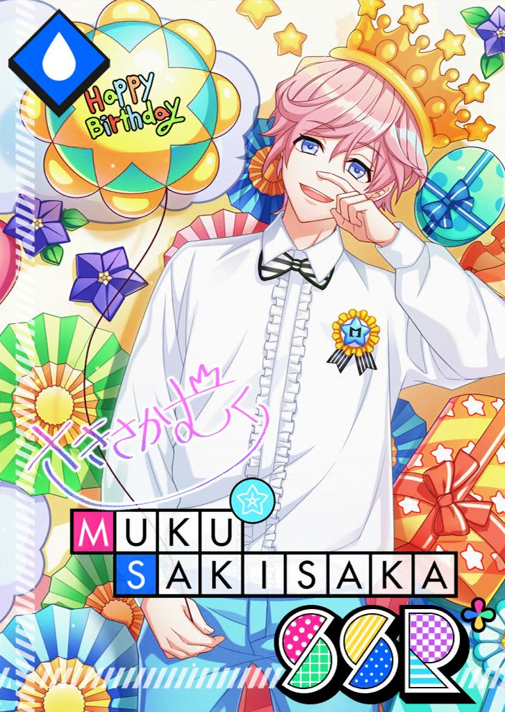Muku Sakisaka SSR Mankai Birthday bloomed.png