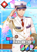 Omi Fushimi SSR Golden Hour by the Bay bloomed