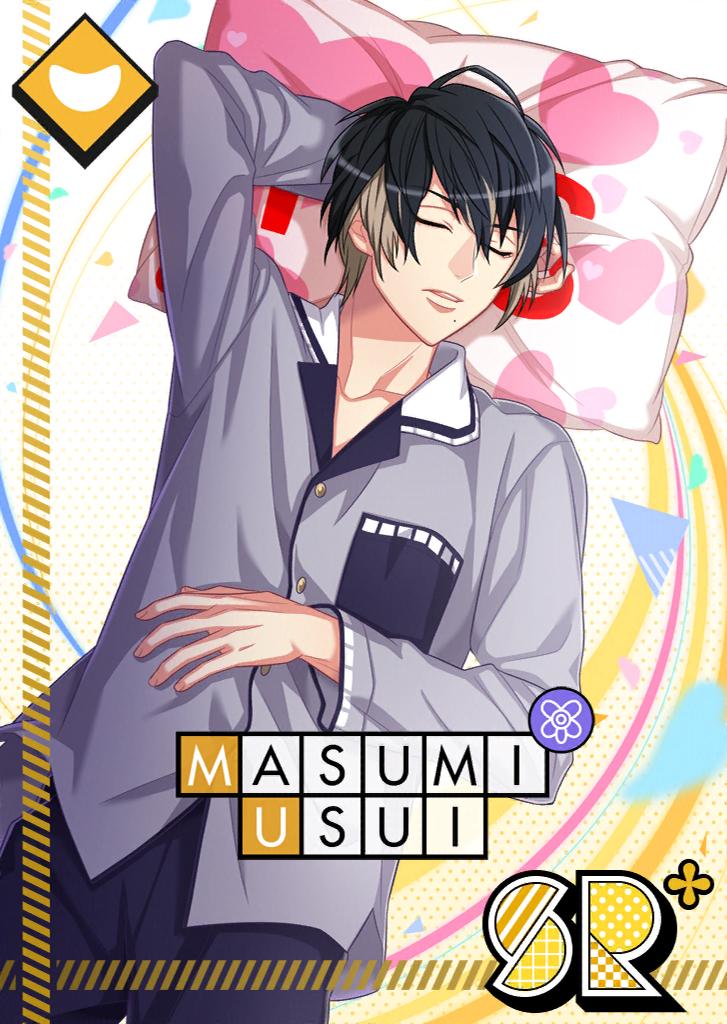 Masumi Usui SR Awake or in Dreams bloomed.png