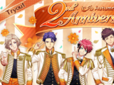 2nd Anniversary Autumn Tryouts
