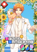 Tenma Sumeragi SSR Proposing Time After Time bloomed