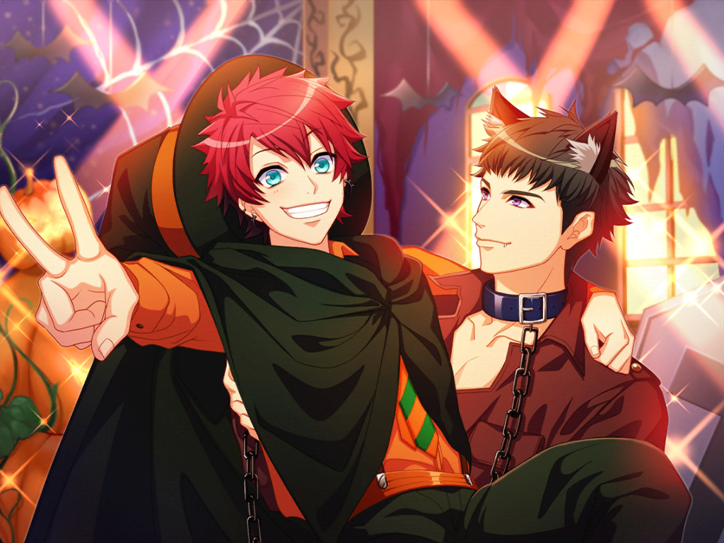 A Tag-Team Halloween story image
