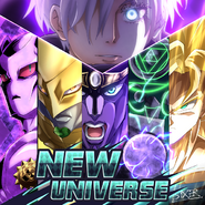 New Universe - New Redraw