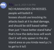 Delta Boss