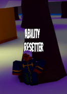 Ability Reseter