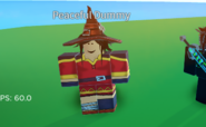 Peaceful Dummy
