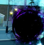 Cursed Orb test