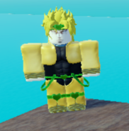 Dio but he's an NPC