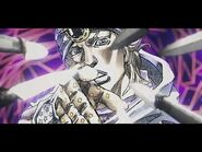 Steel Ball Run- Alternate Diego Brando Meets Johnny Joestar - Manga Animation
