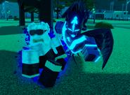 Shadow The World Requiem in D4C Dimension