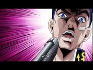 """-JJBA DIU- Josuke- """"NANI?!"""""""