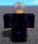 Gojo Satoru Model Without Blindfold Screenshot 1