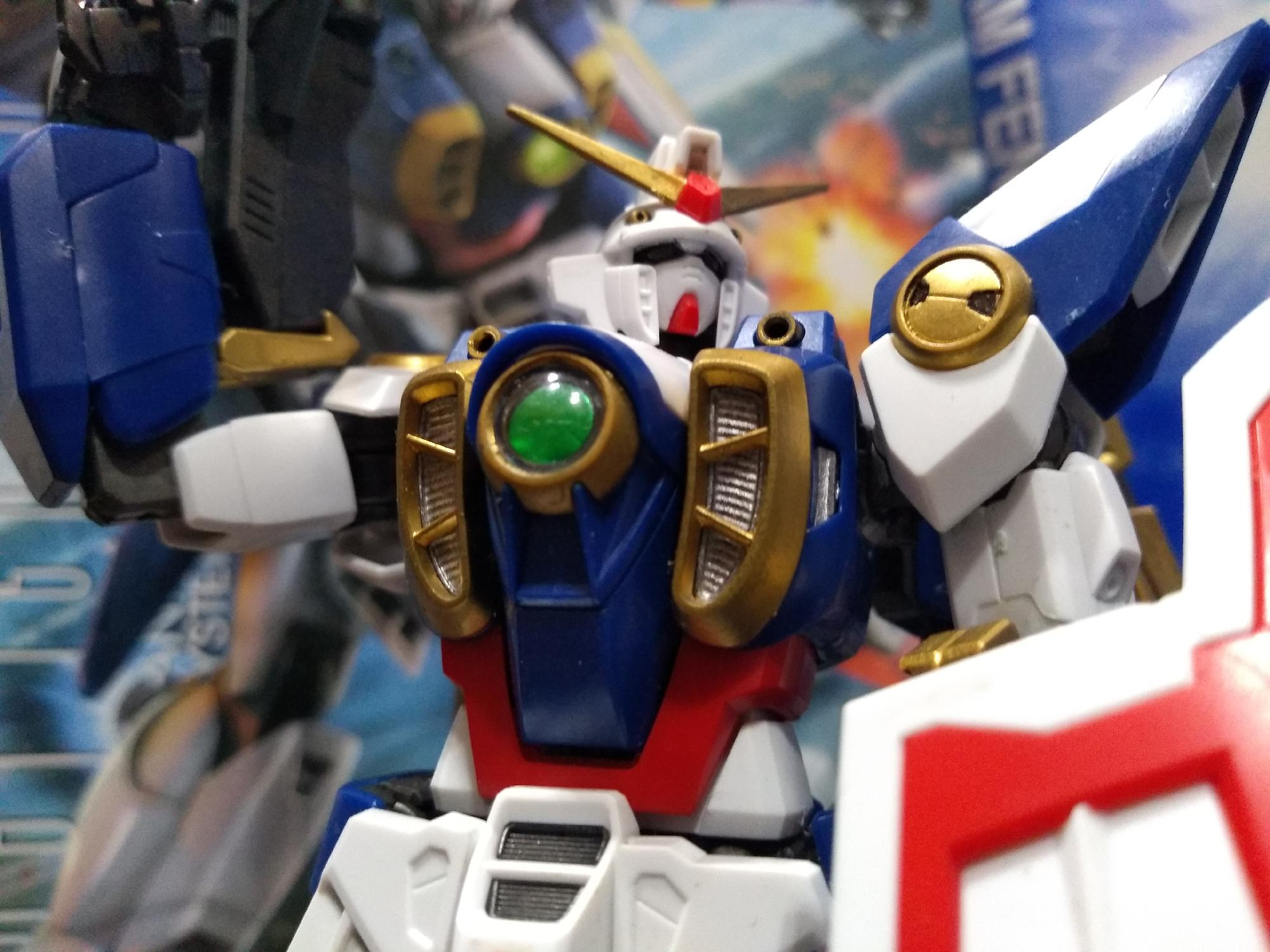 My all time favorite Gundam