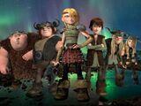 The Teenage Vikings