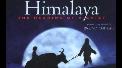 Le Lac - Bruno Coulais - Himalaya