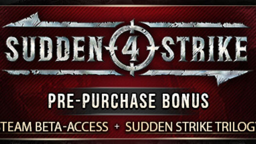 Save 15% on Sudden Strike 4 on Steam