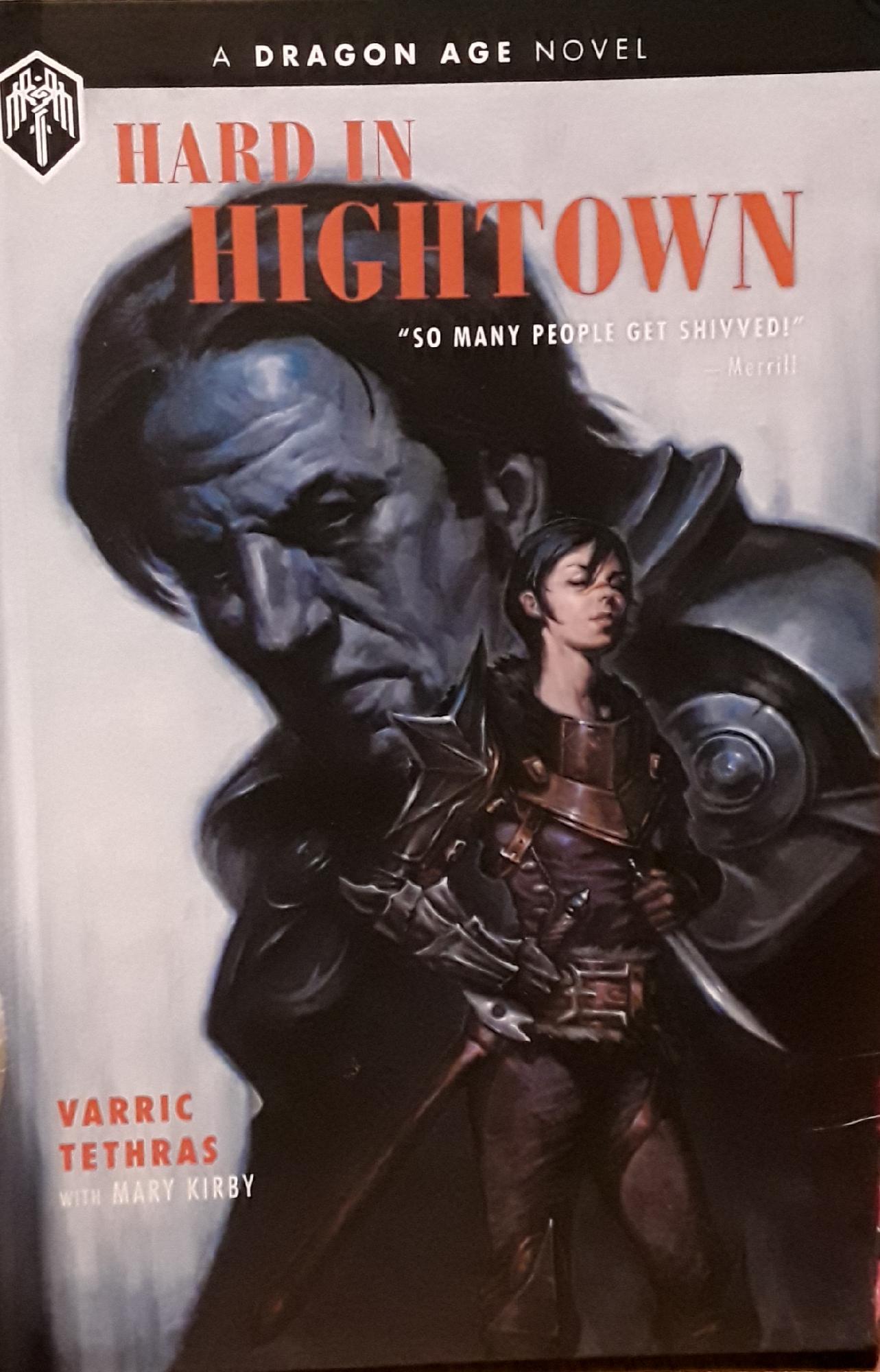Dragon Age Books