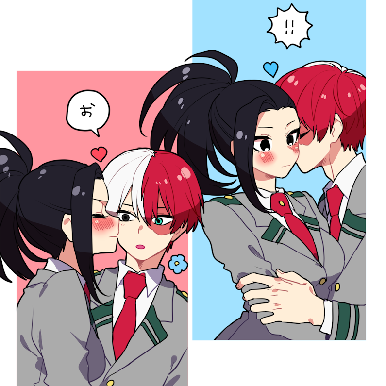 Which BNHA ship is your favorite? | FANDOM