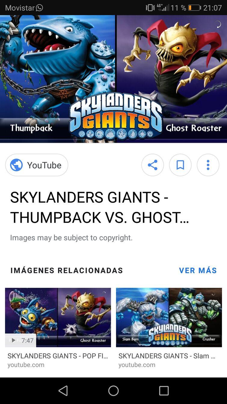 Porque quitaron la arena de batalla (VS) en Skylanders?