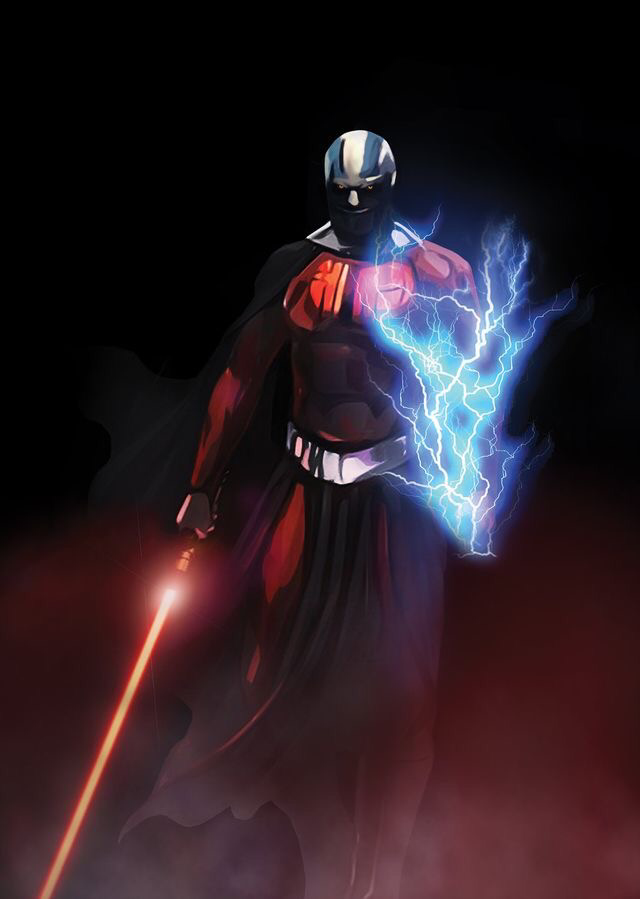 How Powerful was Darth Malak compered to other Sith?? like Malgus, Maul, Vader, etc