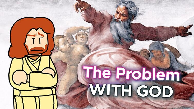 The Problem With God (April Fool's 2021)