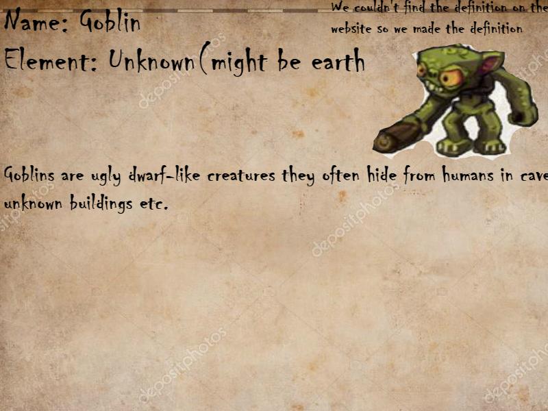 Goblins in Hytale