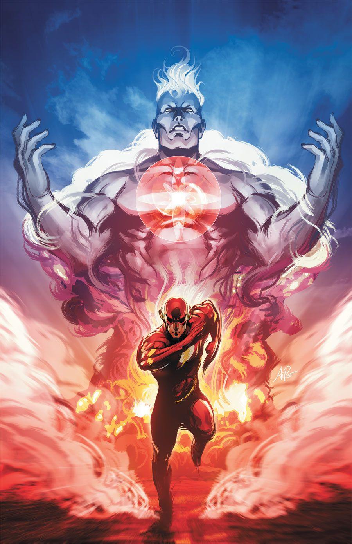 RUMOR Captain atom is coming to the Flash season 6