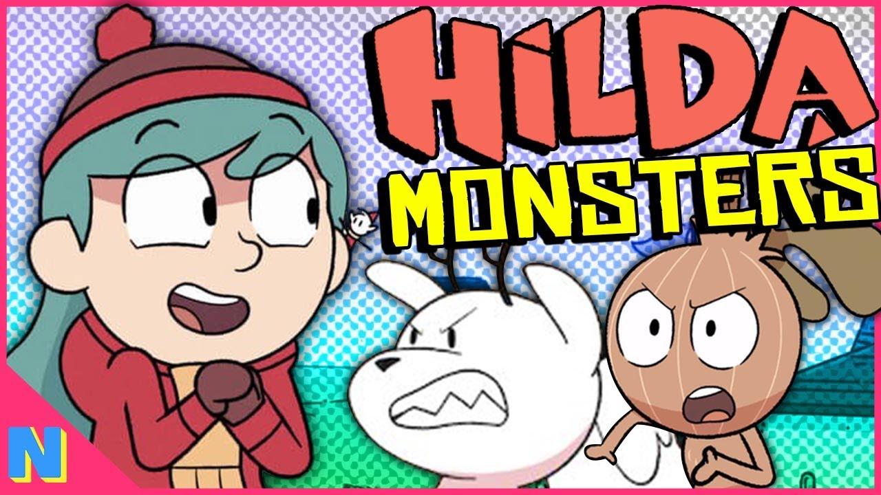 Hilda: Every Monster Explained! | Season 1