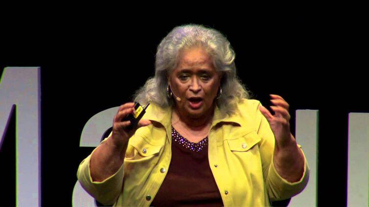 TEDxMaui - Dr. Pualani Kanahele - Living the Myth and Unlocking the Metaphor
