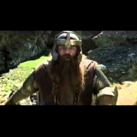 Властелин Колец: Две Сорванные Башни - Гиви дафай