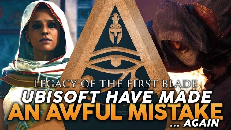 Ubisoft Have Made an AWFUL Mistake | Everything Wrong With Legacy of the First Blade Episode 3