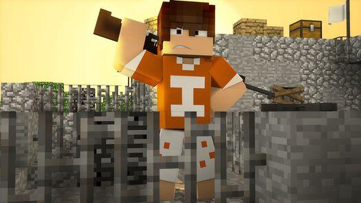 Minecraft: APOCALIPSE - A PRISÃO ‹ Ine ›