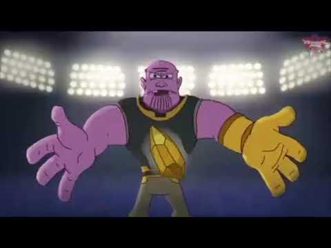 Thanos beatbox meme (1 hour)