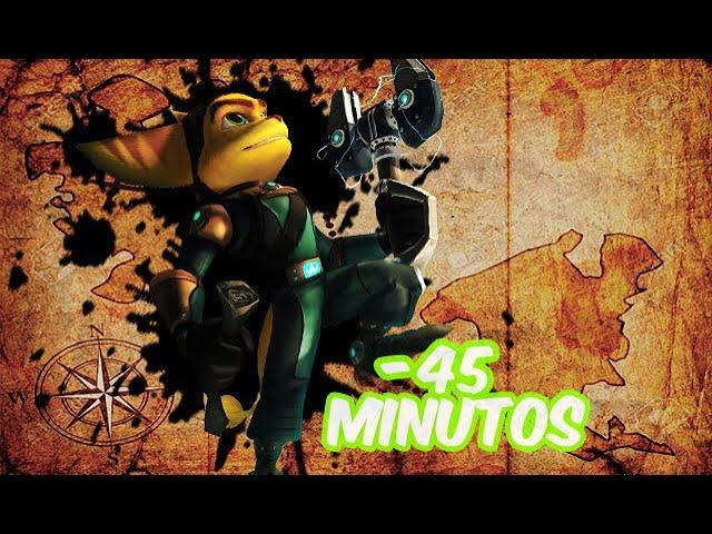 #Ratchet&Clank En busca del Tesoro|el más corto de la saga!😮 ⏭