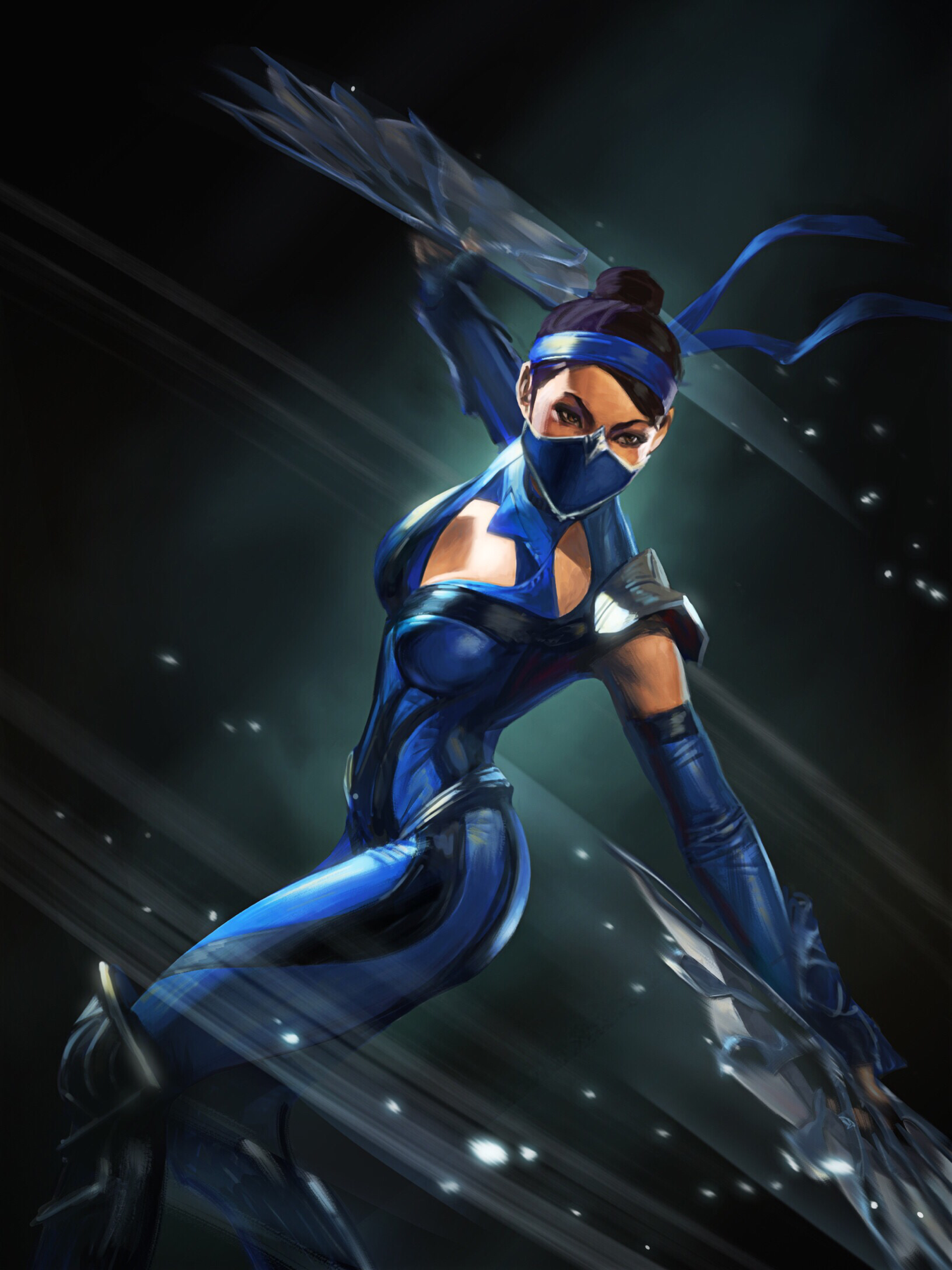 Outworld Princess Kitana