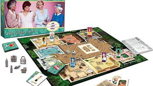 Golden Girls Clue Board Game (Pre-Order ships June)