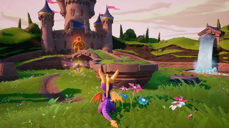 Das Spyro Wiki wurde neu Entflammt!