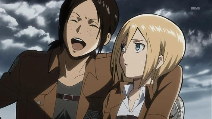 Is there a chance that Ymir will return? I miss her so much. I am so sad about her death.
