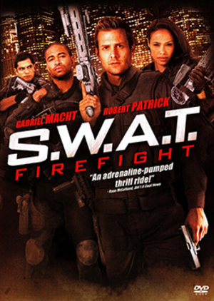 SWAT Firefight DVD cover