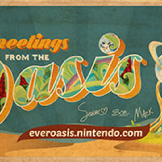 Play the free demo for Ever Oasis today - Nintendo Official Site