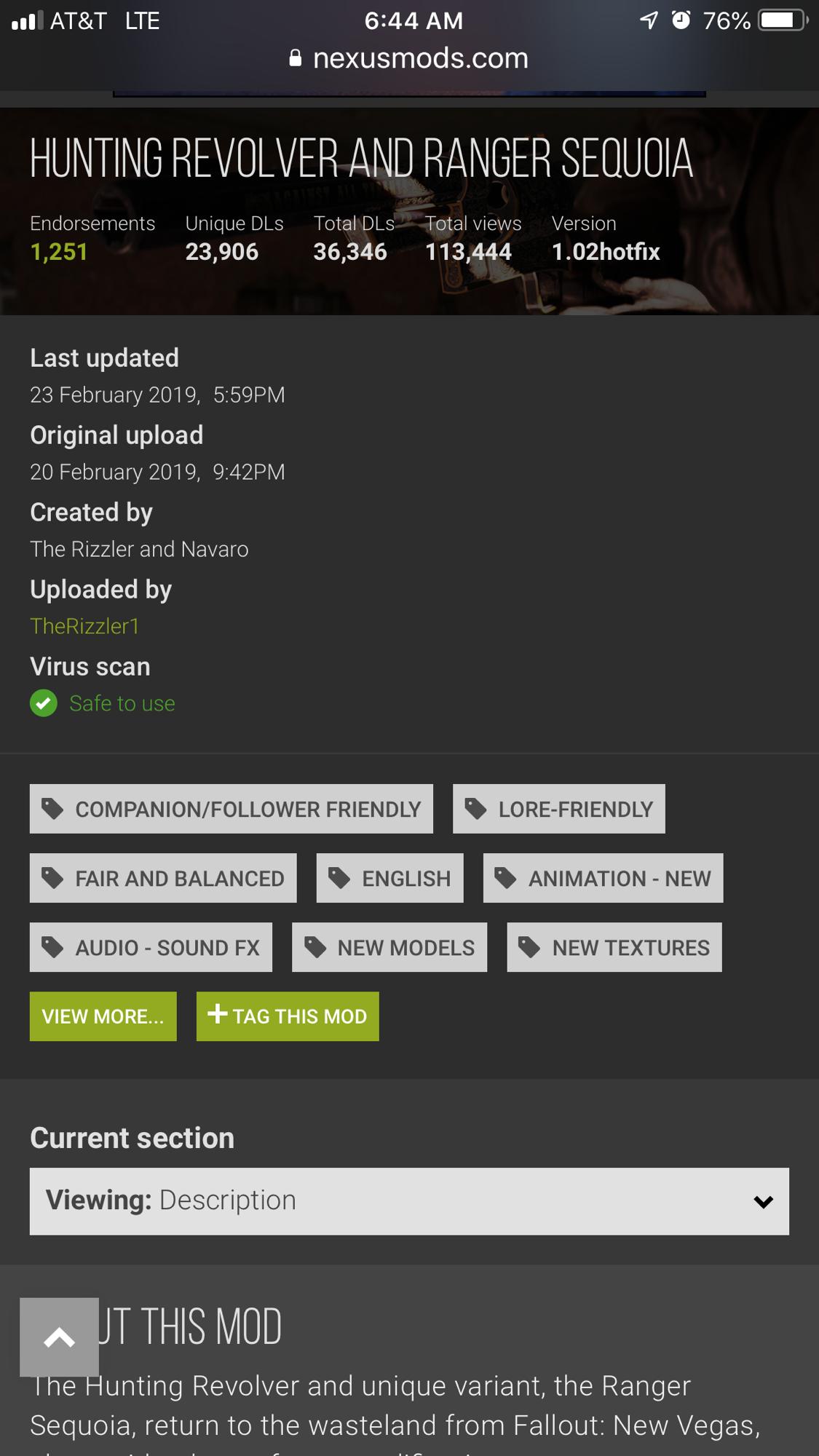 Lore friendly mods for xbox | FANDOM