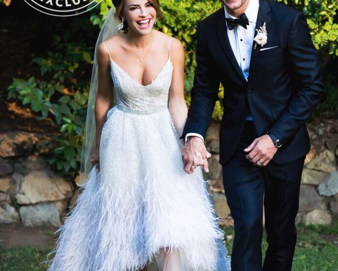 Justin Hartley Wedding