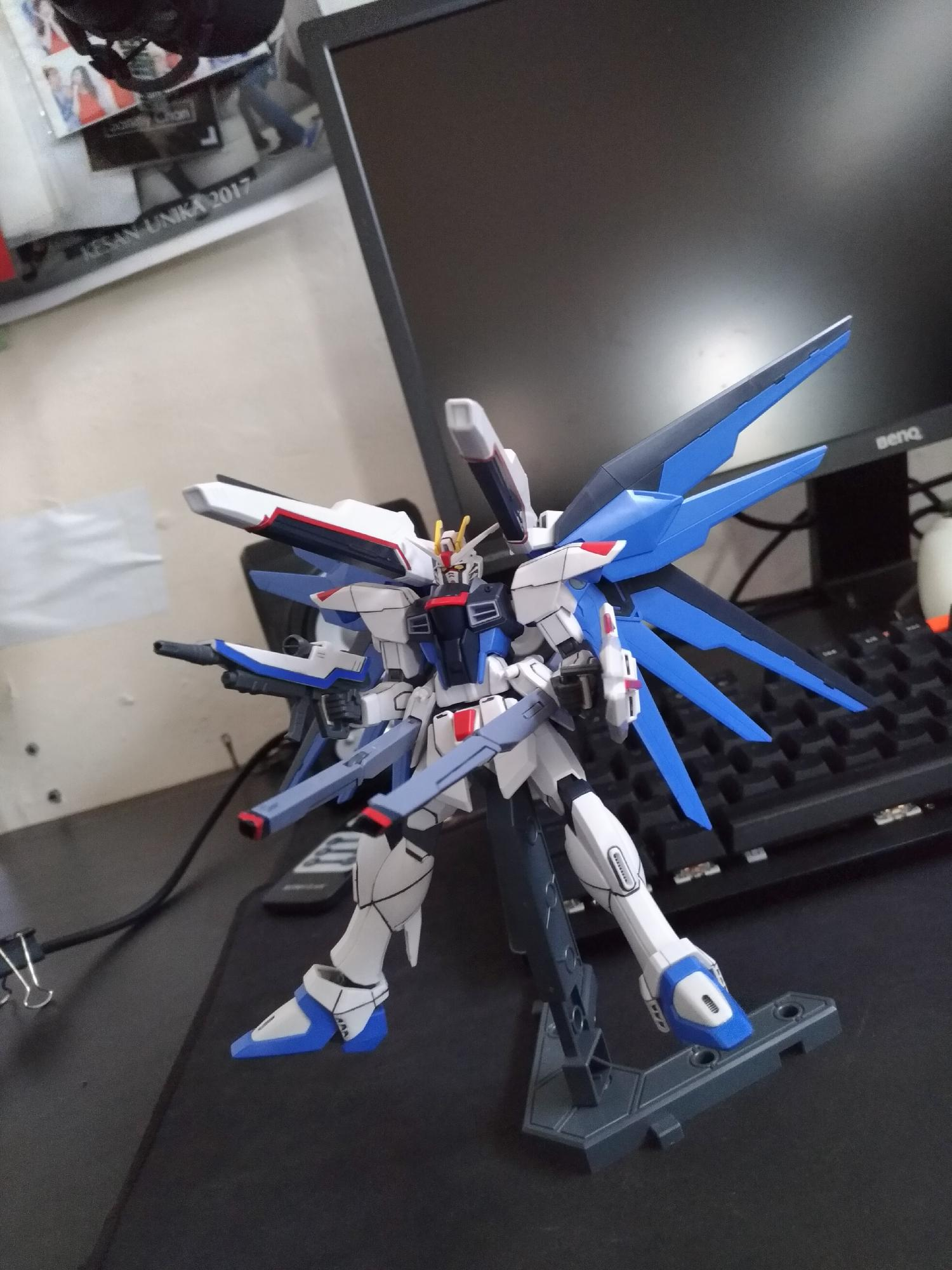 My first gunpla