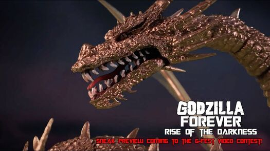 G-Fest PREVIEW: Godzilla Forever Rise of the Darkness Chapter 4