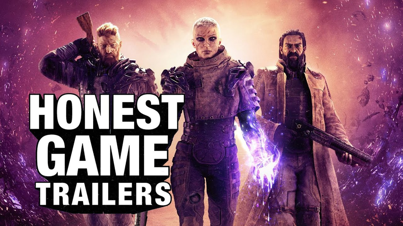 Honest Game Trailers | Outriders